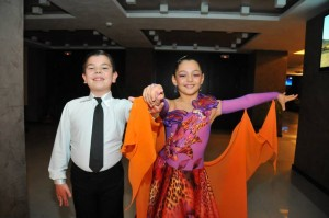 XIII турнир по спортни танци, Шумен, 2013