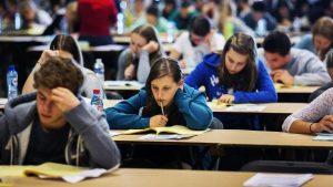 График и комисии за провеждане на  изпити за оформяне на годишна оценка за учениците в самостоятелна форма на обучение редовна сесия на учебната 2017/2018г.