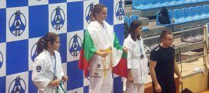 Ивайла Дамянова спечели златен медал